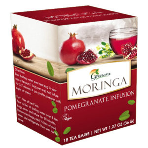 moringa-pomogranate-tea