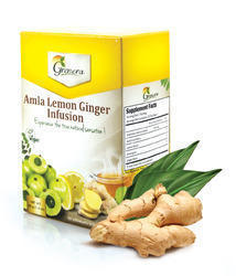 amla- lemon ginger