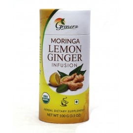 loose ginger lemon