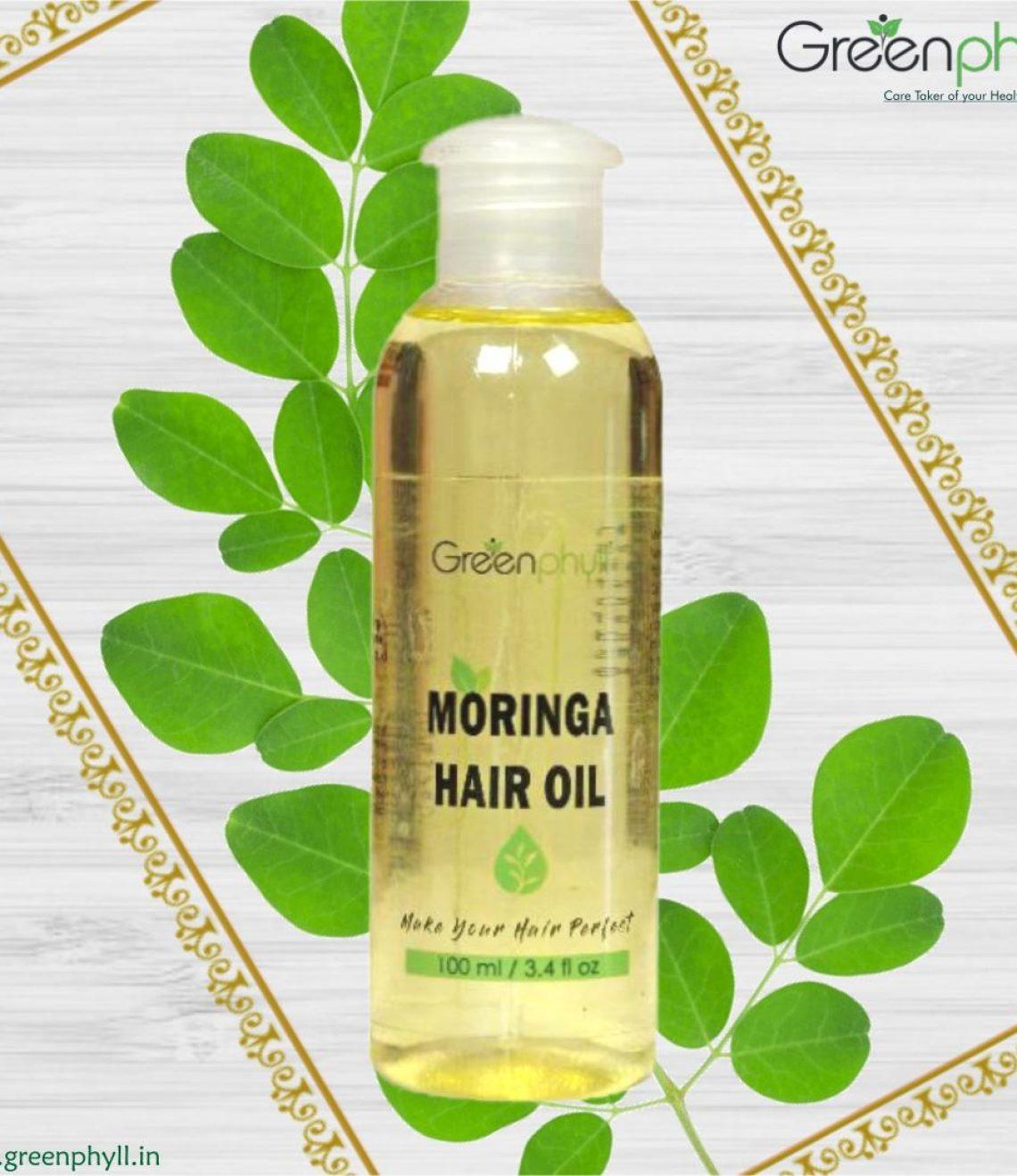 Greenphyll hair oil