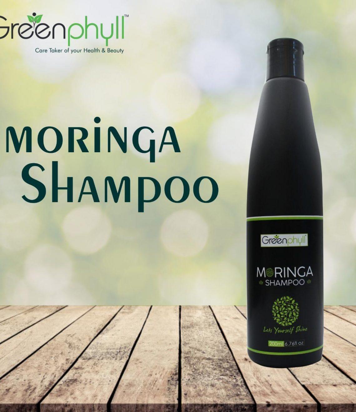 Greenphyll shampoo