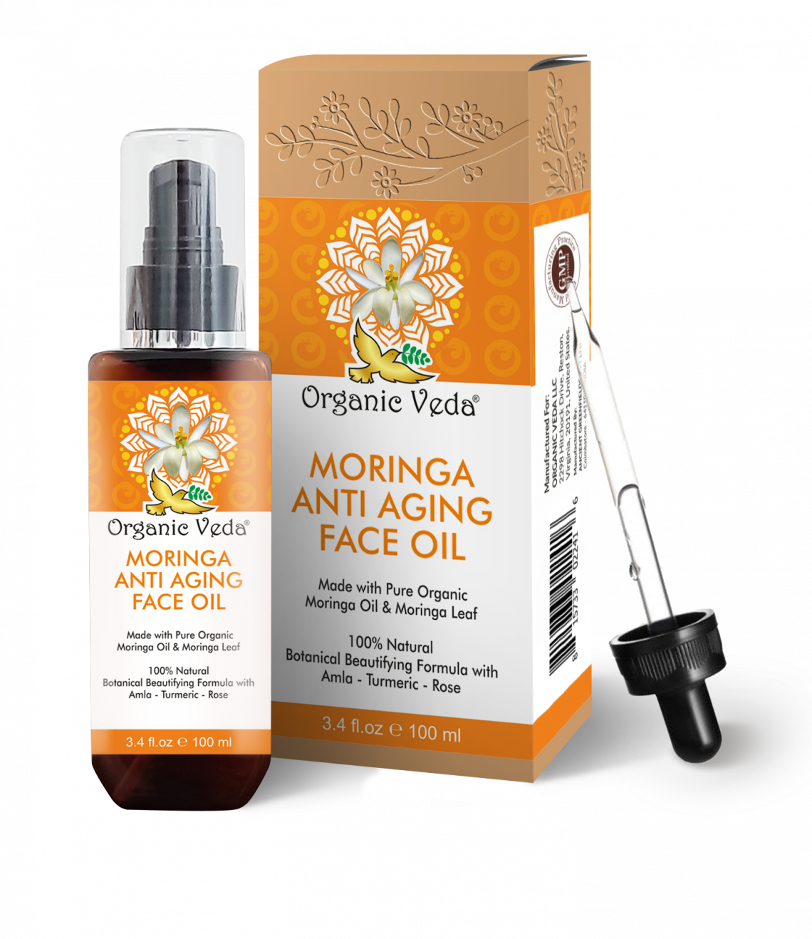 antiaging olie, face oil