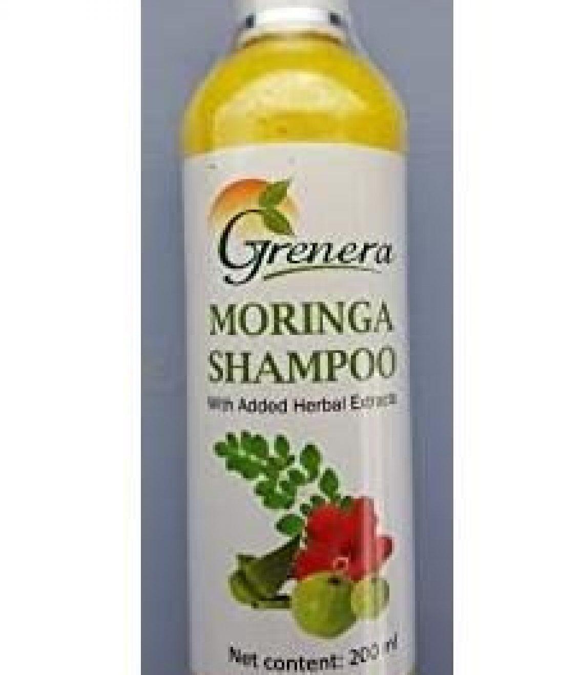 Grenera moringa shampoo
